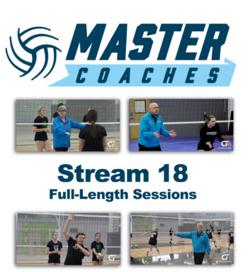 Volleyball MasterCoaches On-Demand